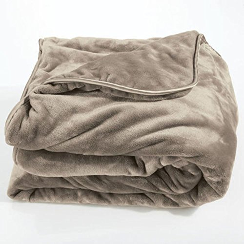 Brookstone Weighted Blanket Look And Feel