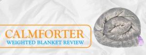 Calmforter Premium Weighted Blanket - Sensory Goodness 1