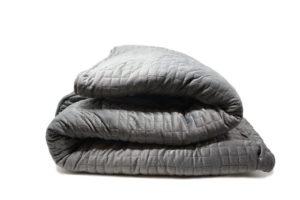 My Calm Blanket Grey Fabric