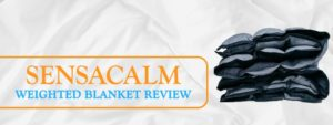 SensaCalm Weighted Blanket - How Did My Week With It Go? 1