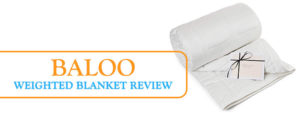Baloo Weighted Blanket - A Solid Choice For Adults 3