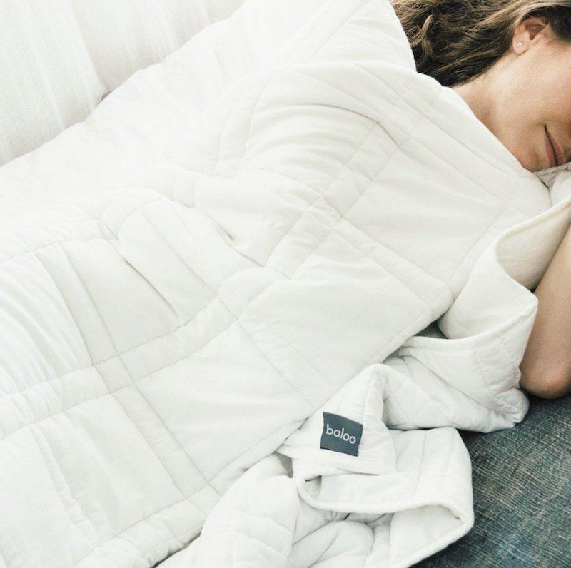 Baloo Blanket Fabric