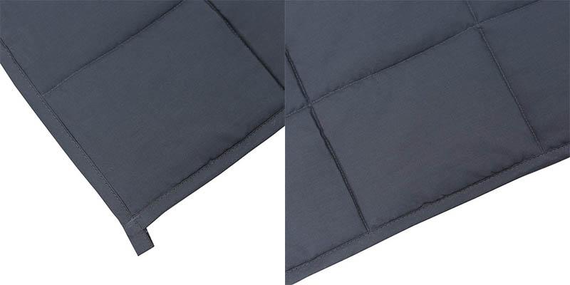 Zonli Blanket Stitching Quality