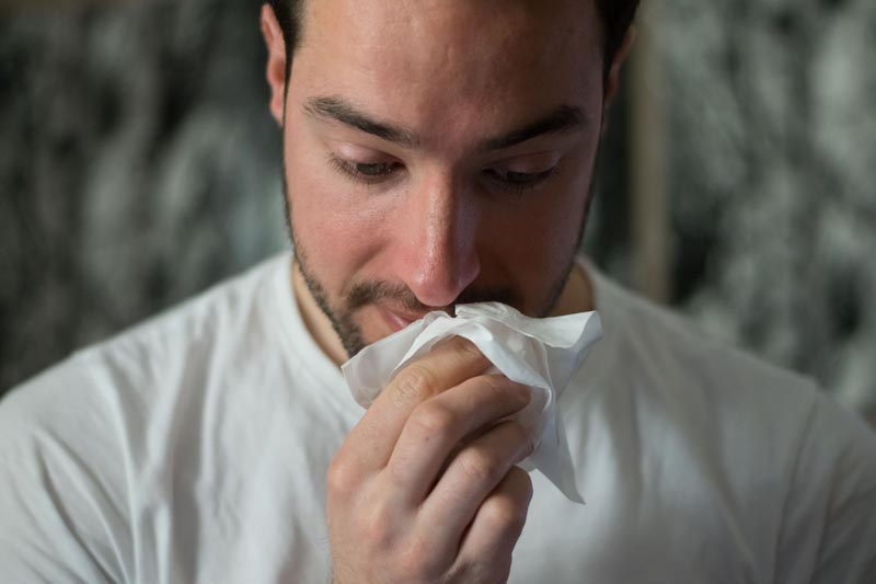 Allergy Can prevent you from restijpeg