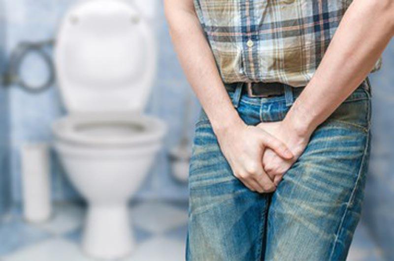 Avoid pee at night