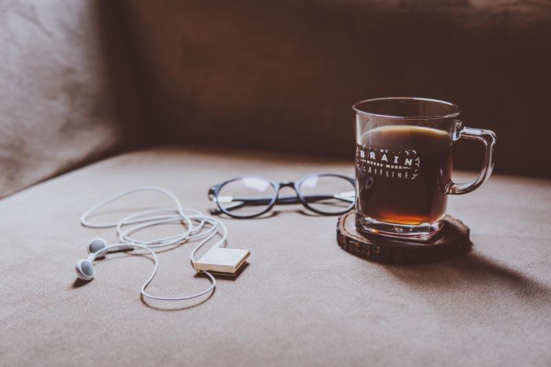 caffeine coffee products