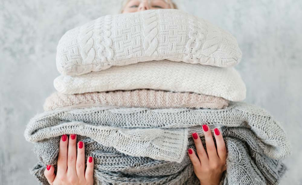 How to use weighted blankets?