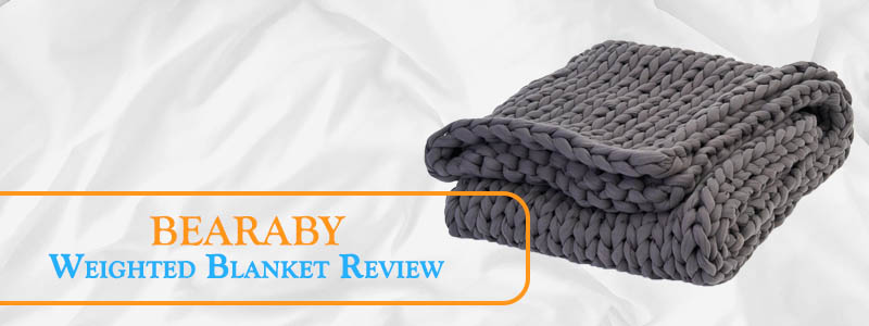 Bearaby Weighted Blanket Review