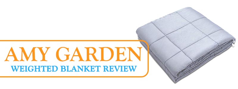 Amy Garden Weighted Blanket