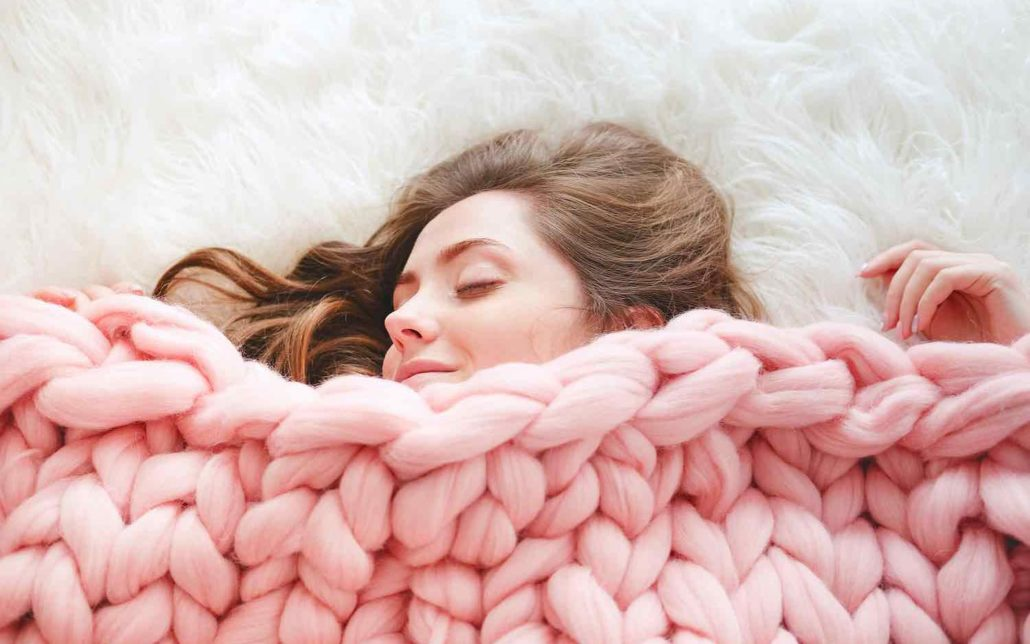 how to make a weighted blanket easy
