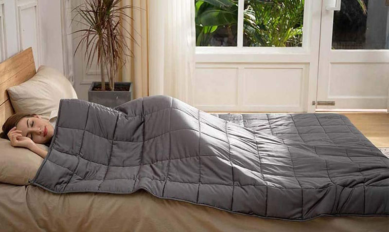 CuteKing Weighted Blanket Specifications