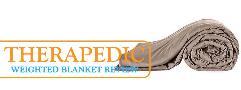 Therapedic weighted blanket reviews